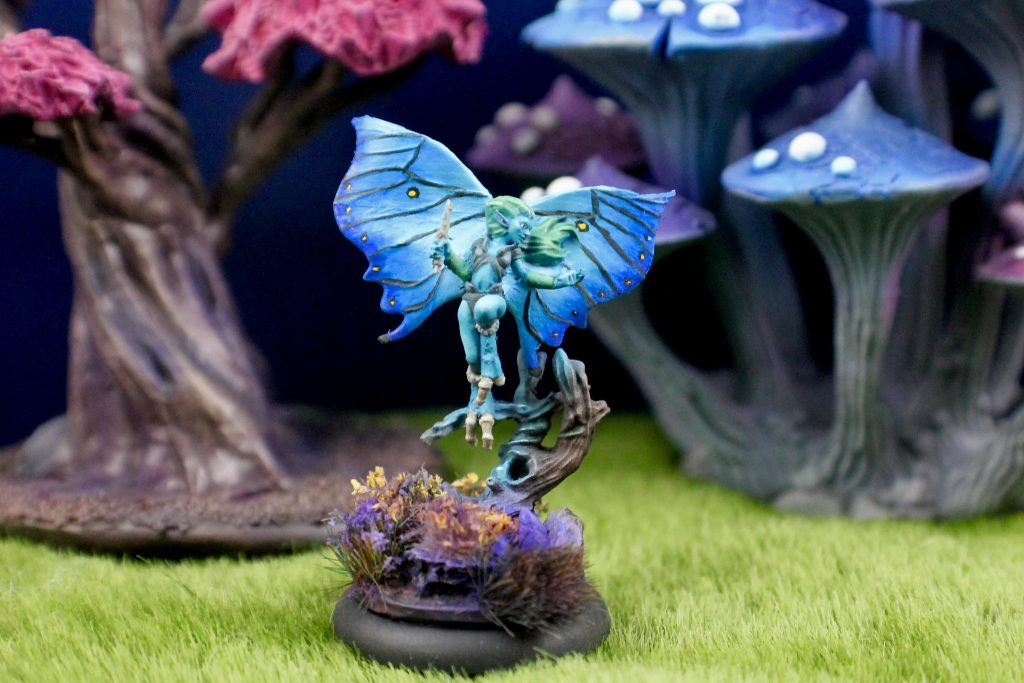 Teetoe faerie moonstone the game