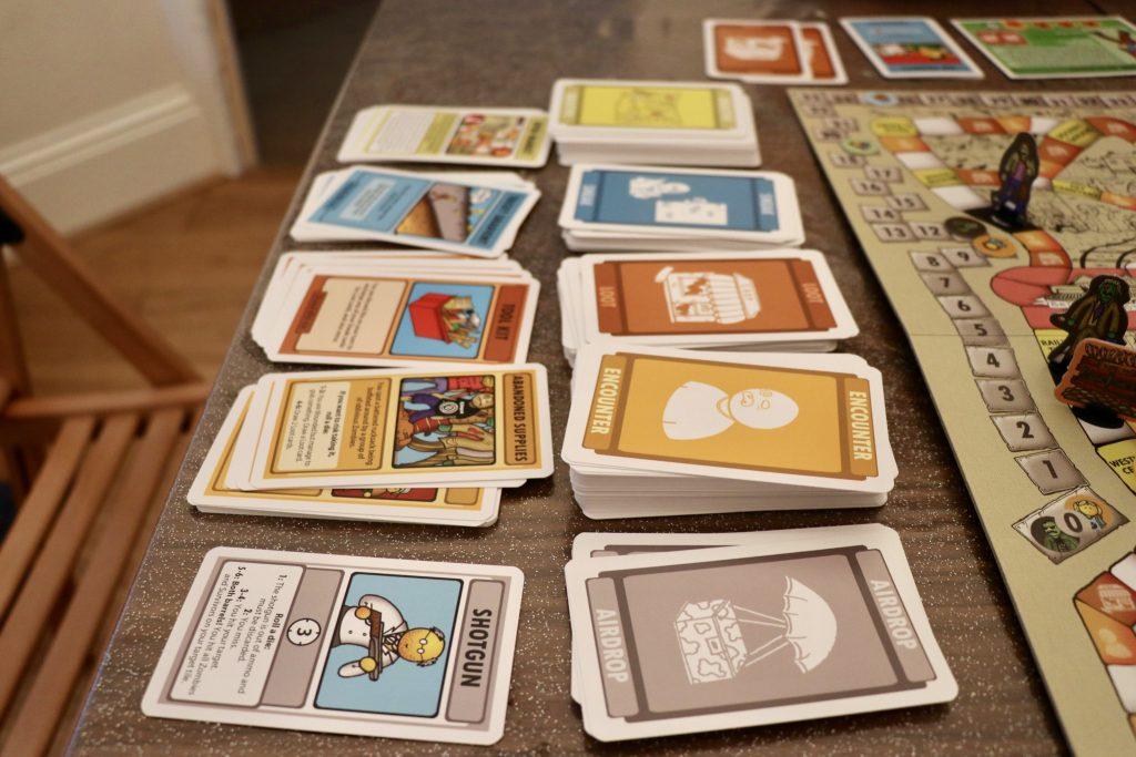 ZomBN1 cards